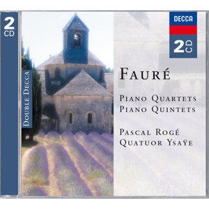 Pascal Rogé,Quatuor Ysaÿe