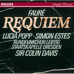 Lucia Popp,Rundfunkchor Leipzig,Sir Colin Davis,Simon Estes,Staatskapelle Dresden 歌手頭像