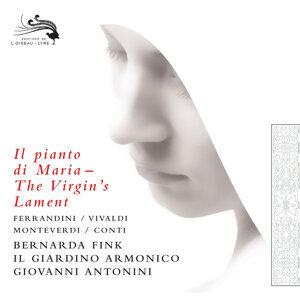 Giovanni Antonini,Bernarda Fink,Il Giardino Armonico 歌手頭像