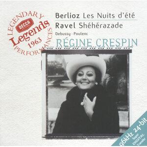 L'Orchestre de la Suisse Romande,Ernest Ansermet,John Wustman,Régine Crespin 歌手頭像