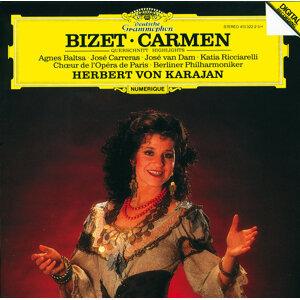 Opera Chorus Of Paris,Katia Ricciarelli,José Carreras,Herbert von Karajan,José van Dam,Berliner Philharmoniker,Agnes Baltsa 歌手頭像