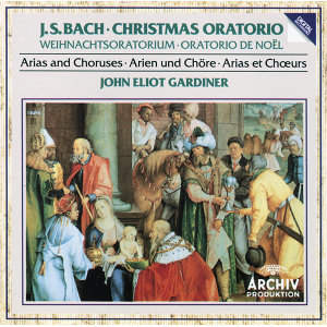 Hans Peter Blochwitz,John Eliot Gardiner,The Monteverdi Choir,Anne Sofie von Otter,Nancy Argenta,English Baroque Soloists,Olaf Bär 歌手頭像