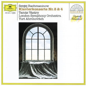 Tamás Vásáry,London Symphony Orchestra,Yuri Ahronovitch 歌手頭像