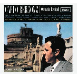 Carlo Bergonzi,Gianandrea Gavazzeni,Orchestra dell'Accademia Nazionale di Santa Cecilia 歌手頭像