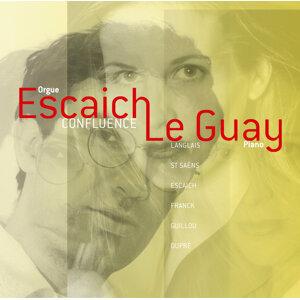Thierry Escaich,Claire-Marie Le Guay 歌手頭像