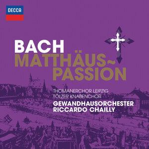 Riccardo Chailly,Gewandhausorchester Leipzig,Thomanerchor Leipzig,Der Tölzer Knabenchor 歌手頭像