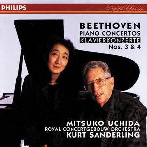 Kurt Sanderling,Royal Concertgebouw Orchestra,Mitsuko Uchida 歌手頭像