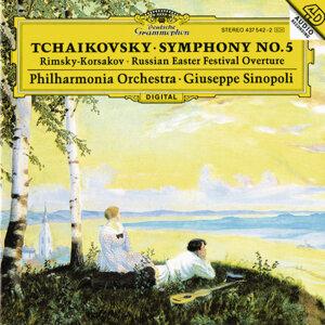 Giuseppe Sinopoli,Philharmonia Orchestra 歌手頭像
