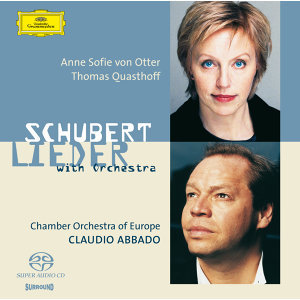 Thomas Quasthoff,Anne Sofie von Otter,Chamber Orchestra of Europe,Claudio Abbado 歌手頭像