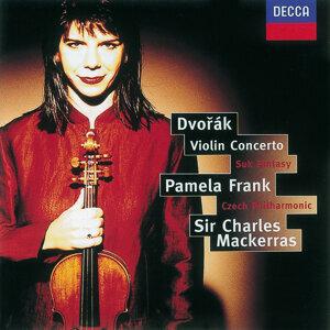 Sir Charles Mackerras,Czech Philharmonic Orchestra,Pamela Frank 歌手頭像