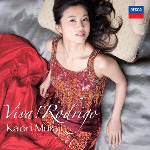 Kaori Muraji,Orquesta Sinfónica de Galicia,Victor Pablo Pérez 歌手頭像