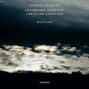 Rosamunde Quartett,Christian Gerhaher 歌手頭像
