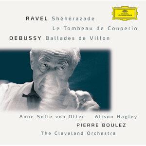 Pierre Boulez,Anne Sofie von Otter,The Cleveland Orchestra,Alison Hagley 歌手頭像