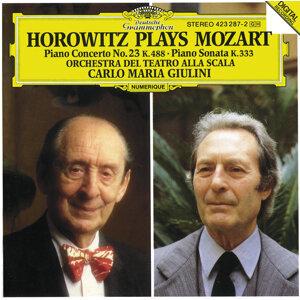 Orchestra del Teatro alla Scala di Milano,Vladimir Horowitz,Carlo Maria Giulini 歌手頭像