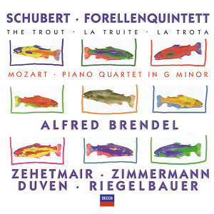 Tabea Zimmerman,Richard Duven,Thomas Zehetmair,Alfred Brendel,Peter Riegelbauer 歌手頭像