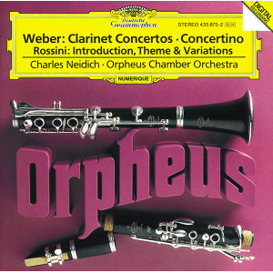 David Jolley,Charles Neidich,Orpheus Chamber Orchestra 歌手頭像