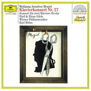 Wiener Philharmoniker,Emil Gilels,Elena Gilels,Karl Böhm 歌手頭像