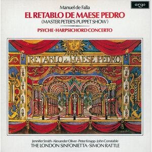 Simon Rattle,London Sinfonietta,John Constable 歌手頭像