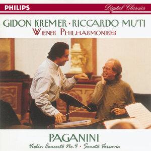 Wiener Philharmoniker,Riccardo Muti,Gidon Kremer 歌手頭像
