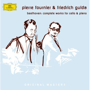 Pierre Fournier,Friedrich Gulda 歌手頭像