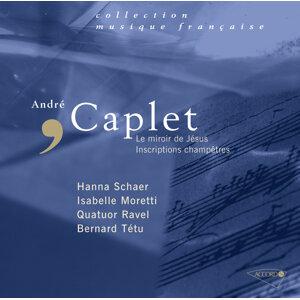 Solistes Des Choeurs De Lyon,Michaël Chanu,Isabelle Moretti,Quatuor Ravel,Hanna Schaer,Bernard Tetu 歌手頭像