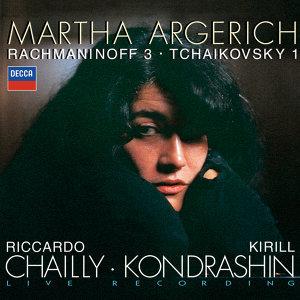 Symphonieorchester des Bayerischen Rundfunks,Kyrill Kondrashin,Martha Argerich,Radio-Symphonie-Orchester Berlin,Riccardo Chailly 歌手頭像