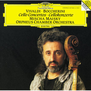 Orpheus Chamber Orchestra,Mischa Maisky 歌手頭像