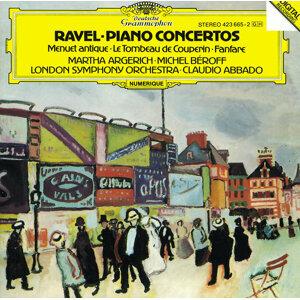 London Symphony Orchestra,Martha Argerich,Claudio Abbado,Michel Beroff 歌手頭像