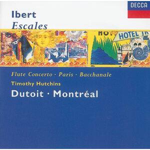 Charles Dutoit,Orchestre Symphonique de Montréal,Timothy Hutchins 歌手頭像