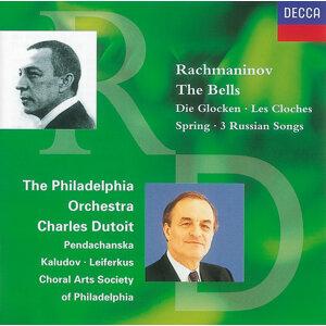 Philadelphia Orchestra,Charles Dutoit,Alexandrina Pendachanska,Sergei Leiferkus,Choral Arts Society Of Philadelphia,Kaludi Kaludov 歌手頭像