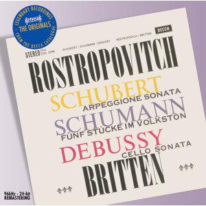 Mstislav Rostropovich,Benjamin Britten