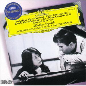 Claudio Abbado,Martha Argerich,Berliner Philharmoniker 歌手頭像