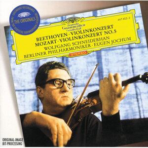 Berliner Philharmoniker,Eugen Jochum,Wolfgang Schneiderhan 歌手頭像