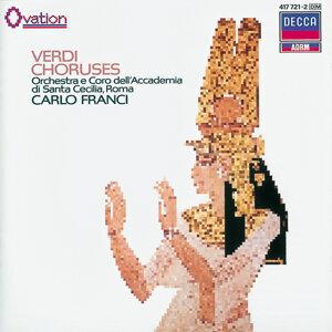 Coro dell'Accademia Nazionale Di Santa Cecilia,Carlo Franci,Orchestra dell'Accademia Nazionale di Santa Cecilia,Gino Nucci 歌手頭像