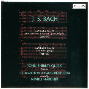 Sir Neville Marriner,John Shirley-Quirk,Academy of St. Martin in the Fields 歌手頭像