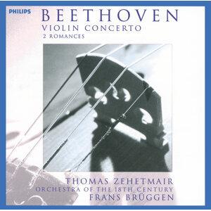 Thomas Zehetmair,Orchestra Of The 18th Century,Frans Brüggen 歌手頭像