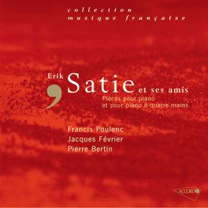 Jacques Février,Pierre Bertin,Francis Poulenc 歌手頭像