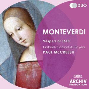 Gabrieli Consort & Players,Paul McCreesh