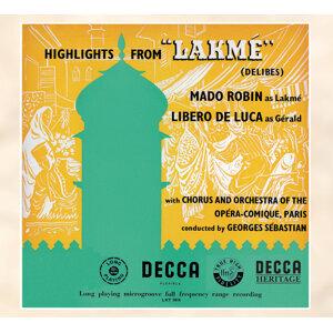Choeur de l'Opéra-Comique, Paris,Libero De Luca,Mado Robin,Orchestre de l'Opéra-Comique, Paris,Georges Sebastian 歌手頭像