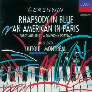 Louis Lortie,Orchestre Symphonique de Montréal,Charles Dutoit,Robert Crowley 歌手頭像
