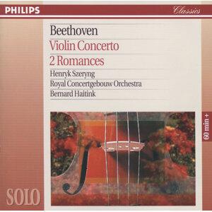 Bernard Haitink,Royal Concertgebouw Orchestra,Henryk Szeryng 歌手頭像