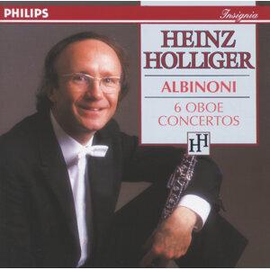 I Musici,Heinz Holliger,Maria Teresa Garatti,Maurice Bourgue 歌手頭像