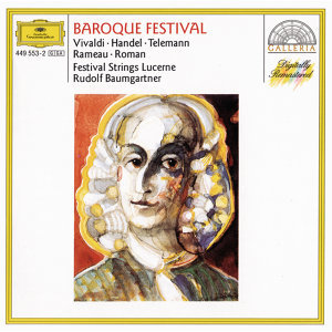 Wolfgang Schneiderhan,Festival Strings Lucerne,Rudolf Baumgartner,Claude Starck 歌手頭像