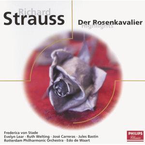 Evelyn Lear,Frederica von Stade,Jules Bastin,Edo de Waart,Rotterdam Philharmonic Orchestra,José Carreras,Ruth Welting 歌手頭像