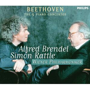 Simon Rattle,Wiener Philharmoniker,Alfred Brendel 歌手頭像