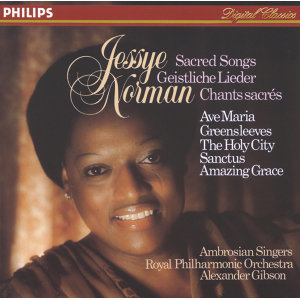 The Ambrosian Singers,Royal Philharmonic Orchestra,Jessye Norman,Sir Alexander Gibson 歌手頭像