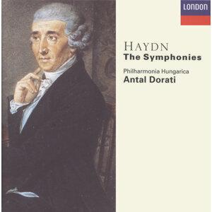 Philharmonia Hungarica,Antal Doráti 歌手頭像