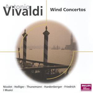 I Musici,Heinz Holliger,Klaus Thunemann,Håkan Hardenberger,Aurèle Nicolet,Reinhold Friedrich 歌手頭像
