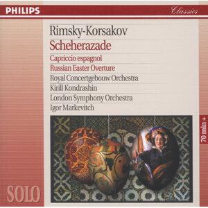Royal Concertgebouw Orchestra,Igor Markevitch,Herman Krebbers,Kyrill Kondrashin,London Symphony Orchestra 歌手頭像