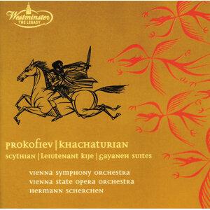 Vienna State Opera Orchestra,Hermann Scherchen,Vienna Symphony Orchestra 歌手頭像
